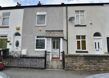 Thumbnail 2 bed terraced house for sale in Chapel Street, Hazel Grove, Stockport, Cheshire