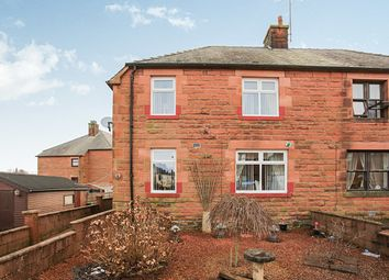 Thumbnail 4 bed semi-detached house for sale in Nithbank Avenue, Dumfries