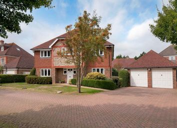 Thumbnail 5 bed detached house for sale in Cleeve Court, Kings Hill, West Malling