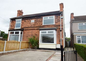 Thumbnail 3 bedroom semi-detached house to rent in Lucknow Drive, Sutton In Ashfield, Nottinghamshire