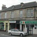 Thumbnail 2 bed flat to rent in New Road, Ayr