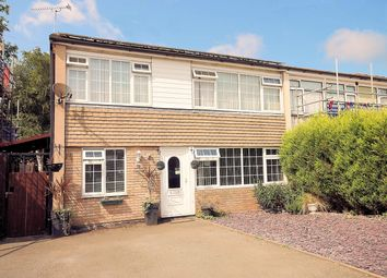 Thumbnail 3 bed semi-detached house for sale in Delves Crescent, Wood End