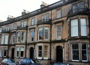 Thumbnail 4 bedroom flat to rent in Glencairn Crescent, Edinburgh