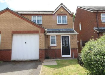 Thumbnail 3 bed semi-detached house to rent in Willars Way, Ravenstone, Coalville