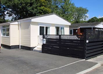 Thumbnail 3 bed mobile/park home for sale in Old Rectory Mews, St. Columb