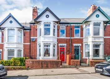 Thumbnail 3 bed terraced house for sale in Llwynfen Road, Pontyclun