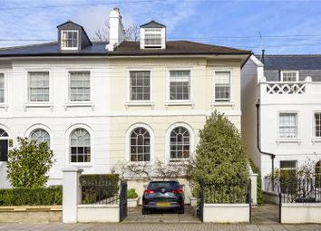 Thumbnail 5 bed semi-detached house for sale in Furlong Road, London