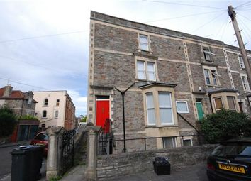 Thumbnail 3 bedroom flat to rent in Roslyn Road, Redland, Bristol