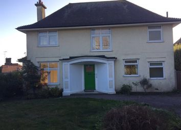 Thumbnail 4 bed detached house to rent in Prideaux Road, Eastbourne