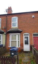Thumbnail 2 bed terraced house for sale in Lea Road, Sparkhill, Birmingham, West Midlands