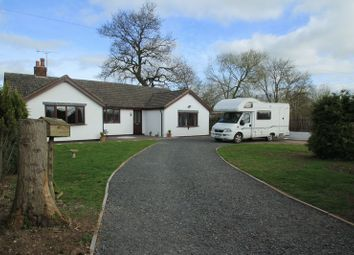 Thumbnail 3 bed detached bungalow for sale in Bellhurst Lane, Wheaton Aston, Stafford
