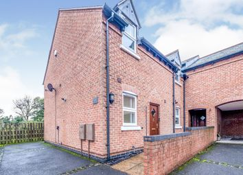 Thumbnail 2 bed mews house for sale in Wagon Lane, Solihull
