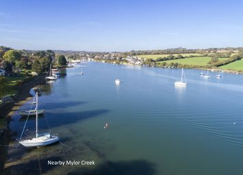 Thumbnail 4 bedroom detached house for sale in Church Road, Mylor Bridge