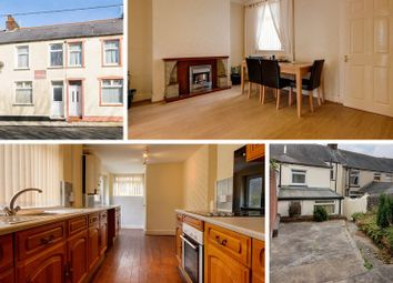 Thumbnail 3 bed terraced house for sale in Muriel Terrace, Dowlais, Merthyr Tydfil