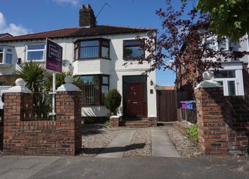 3 bed semi-detached house for sale in Walton Hall Avenue, Liverpool L11