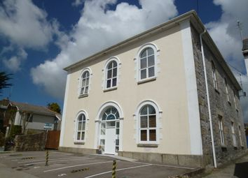 Thumbnail 2 bed flat for sale in Chapel Square, Crowlas, Penzance