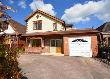 Thumbnail 4 bed detached house for sale in Loscoe-Denby Lane, Loscoe, Heanor