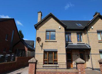 Thumbnail 3 bed semi-detached house for sale in Woodburn Villas, Woodburn Road, Carrickfergus