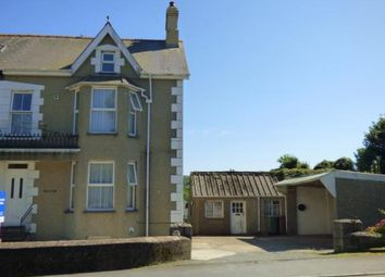 Thumbnail 6 bed semi-detached house for sale in Llanbedrog, Gwynedd