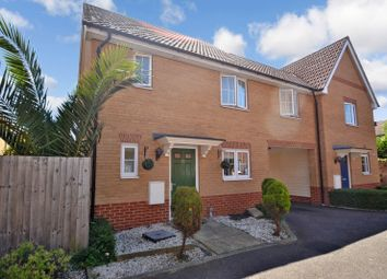 Thumbnail 3 bed link-detached house for sale in Panyers Gardens, Dagenham