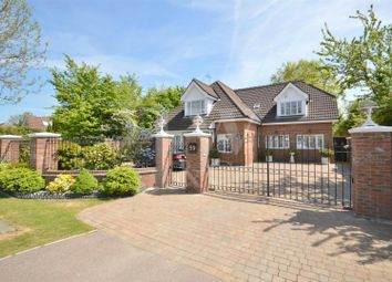 Thumbnail 4 bed detached house for sale in Bucknalls Drive, Bricket Wood, St. Albans