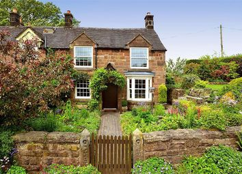 Thumbnail 2 bed semi-detached house for sale in Heaton, Macclesfield, Cheshire
