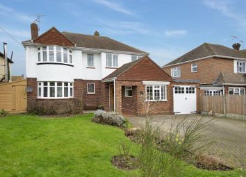 Thumbnail 4 bedroom detached house to rent in Cherry Orchard, Chestfield, Whitstable