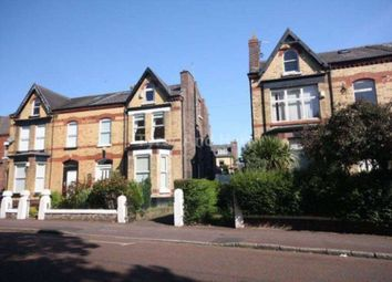 Thumbnail 2 bed flat to rent in Newsham Drive, Liverpool, Merseyside