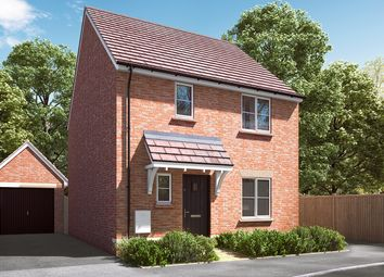 "Thumbnail 3 bedroom detached house for sale in ""The Elliot"" at Pamington, Tewkesbury"