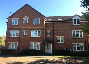 Thumbnail 2 bed flat for sale in Hamble Close, Smiths Wood, Birmingham