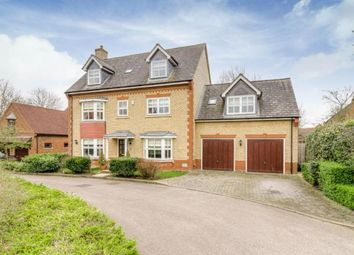 Thumbnail 5 bed detached house for sale in Hayman Rise, Grange Farm, Milton Keynes, Buckinghamshire