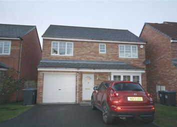 Thumbnail 4 bed detached house for sale in Cloverhill Court, Stanley, County Durham