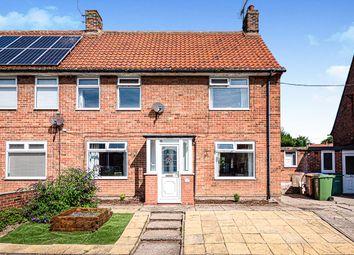 3 bed semi-detached house for sale in Cornfield Crescent, Bridlington, North Humberside YO16