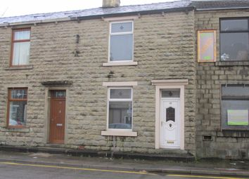 Thumbnail 2 bed terraced house to rent in Blackburn Road, Haslingden, Rossendale