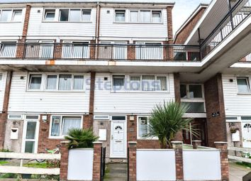 Thumbnail 3 bedroom maisonette for sale in Rochford Close, East Ham