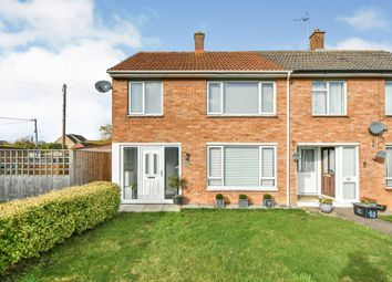 Thumbnail 3 bedroom end terrace house for sale in Churchill Close, Calne