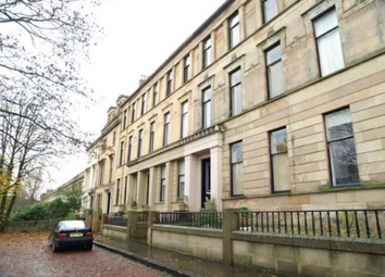 Thumbnail 1 bed flat to rent in Botanics Hamilton Drive, Glasgow
