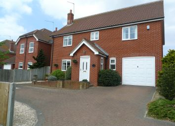 Thumbnail 4 bed property for sale in The Old Smithy, Main Road, Filby, Great Yarmouth