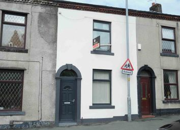 Thumbnail 3 bed terraced house to rent in Grains Road, Shaw, Oldham