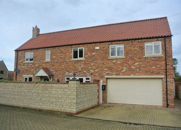 Thumbnail 5 bed detached house for sale in Main Road, Dyke, Bourne, Lincolnshire