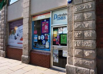 Thumbnail Commercial property for sale in Market Hall News, Market Hall, Chesterfield