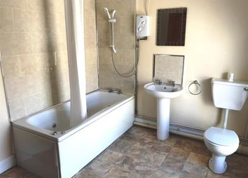 Thumbnail 3 bed end terrace house to rent in Courtenay Road, Barry