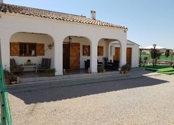 Thumbnail 3 bed finca for sale in Pareton, Murcia, Spain