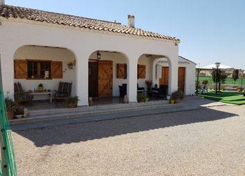 Thumbnail 3 bed finca for sale in Pareton, Murcia, Spain