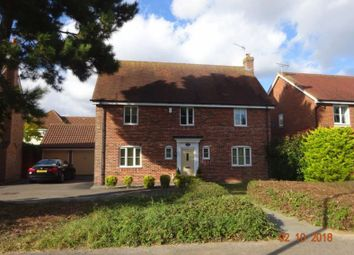Thumbnail 4 bedroom detached house for sale in Thomas Crescent, Kesgrave