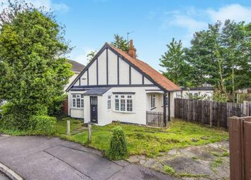 Thumbnail 3 bedroom bungalow for sale in Epping, Essex