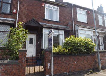 Thumbnail 2 bedroom terraced house for sale in Lawton Street, Burslem, Stoke-On-Trent