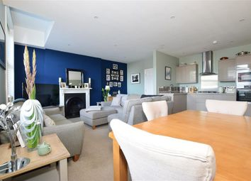 Thumbnail 2 bed flat for sale in Main Road, Havenstreet, Ryde, Isle Of Wight