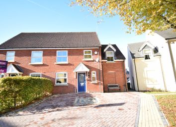 Thumbnail 4 bedroom semi-detached house for sale in Yellow Hundred Close, Dursley