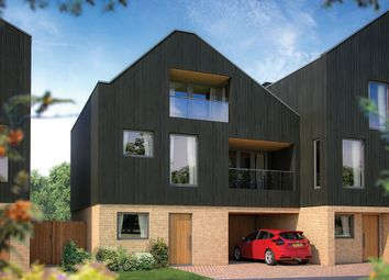 "Thumbnail 3 bed terraced house for sale in ""The William"" at Whittle Avenue, Trumpington, Cambridge"